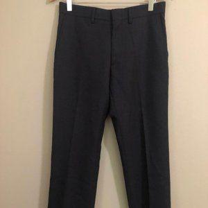 Slim Fit J.Crew Navy Wool Trousers 30x30